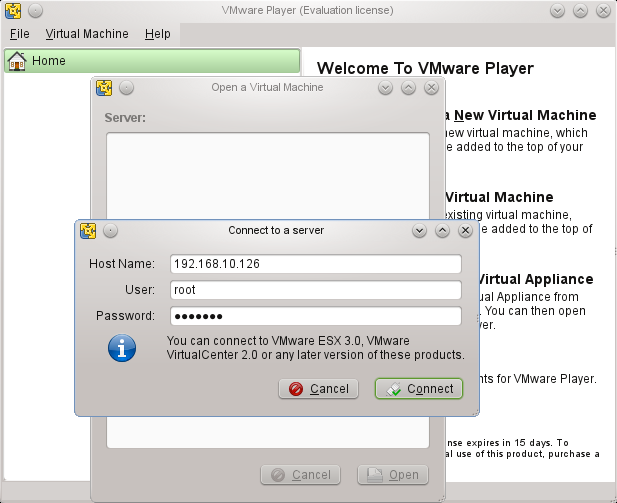 vcenter client for mac os
