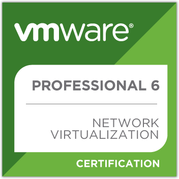 VMware Certified Professional 6 Network Virtualization VCP6-NV