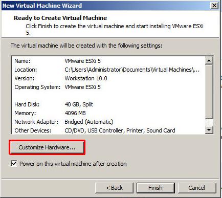 Install ESXi in a VMware Workstation virtual machine | VMwarebits com