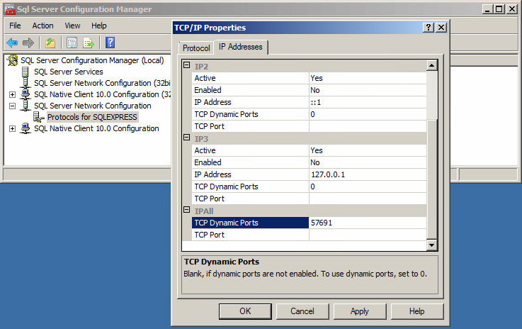 Using SQL Express for the Horizon View Event and Composer